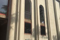 Desmontage de ventanas de hierro .