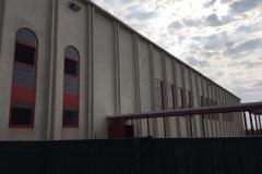 Polideportivo Mont-roig Fachada Oeste