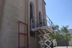 Proceso de desmontage de fijos y ventanas de hierro