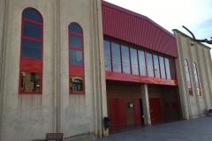 Polideportivo Mont Roig entrada