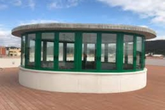 traga luz-terraza-biblioteca calafell-