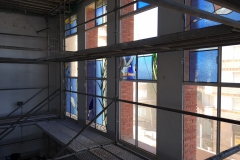 desmontage-vidrio emplomados- mercado amposta