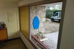 Cambio de ventanas y puertas quitar madera. Planas del Rey