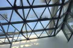 Interior techo de hierro y vidrio antes - copia