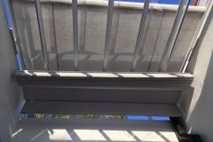 Techo de aluminio y vidrio , Toldo interior, exterior,1