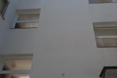 Ventanas compuesta fijo inferior abatible superior.Edificio en Miami Playa Fachada Norte