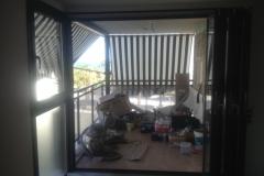 Fabricación e instalación de replegable 100% estanca, en Salou