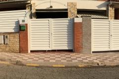 fabricacion instalacion vallas puertas olesa 1